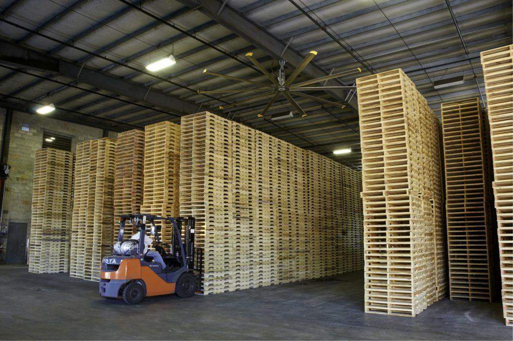 fungsi pallet kayu
